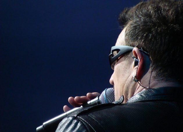 U2's frontman Bono Praises Canadian Prime Minister Justin Trudeau