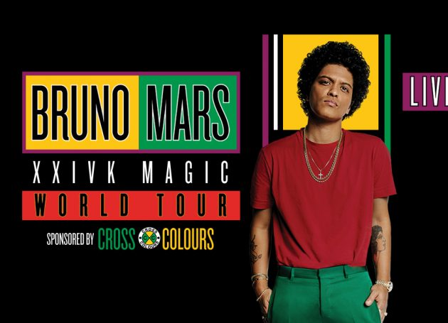 Bruno Mars Announces Final North American Tour Dates