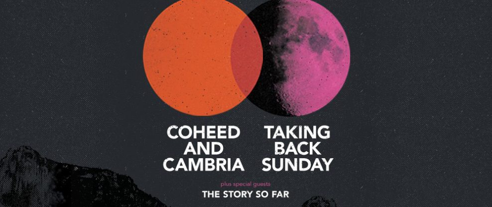Coheed & Cambria And Taking Back Sunday Team Up For Summer Tour