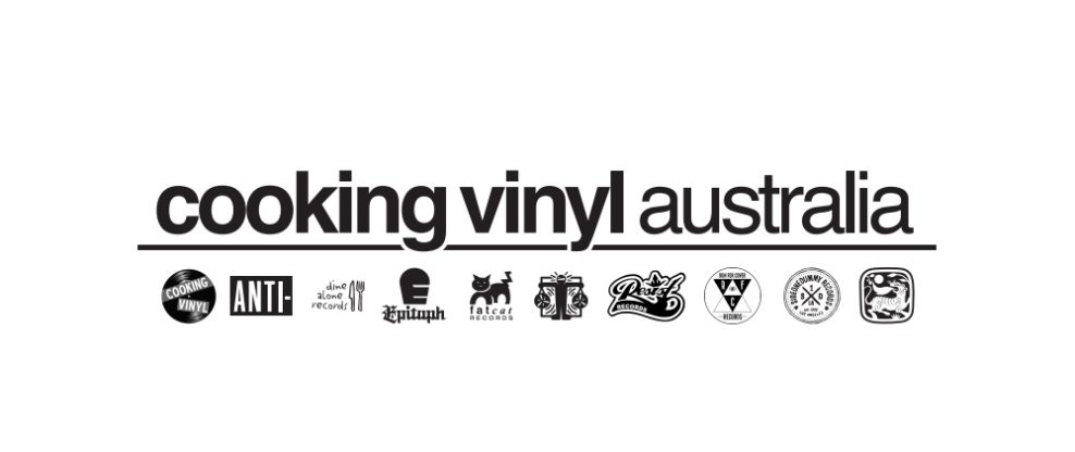 Sony Music Australia Ties Up With Cooking Vinyl