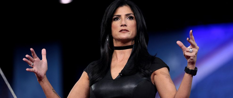 NRA Spokeswoman Dana Loesch Hates Against Neil Young