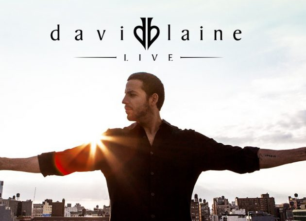 Magician David Blaine Announces North American Run