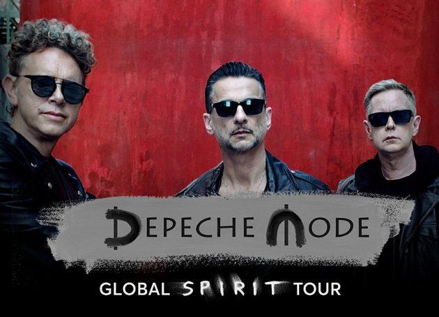 Depeche Mode Returns To North America