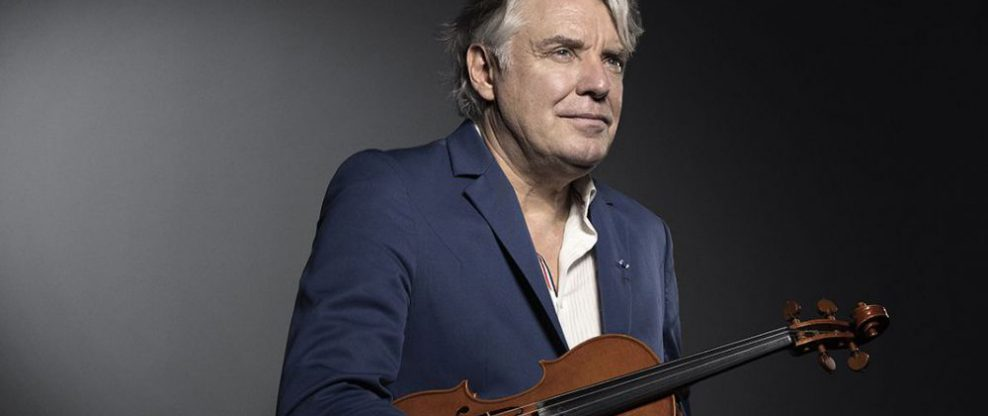 French Jazz Violinist Didier Lockwood Dies Following Paris Performance