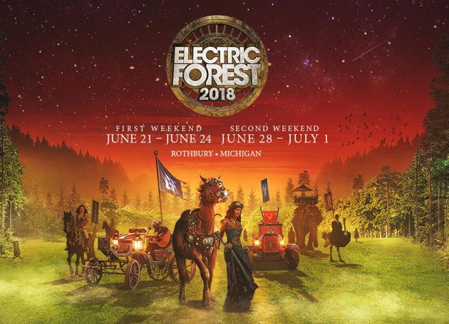 Electric Forest Announces Curated Event Series