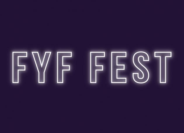 FYF Fest Shutters