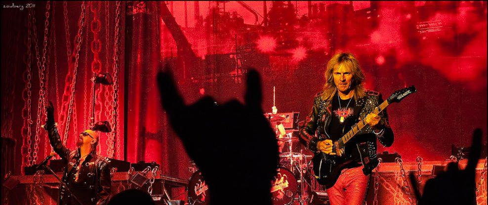 Glenn Tipton Exits Judas Priest Tour Because Of Parkinson's Disease