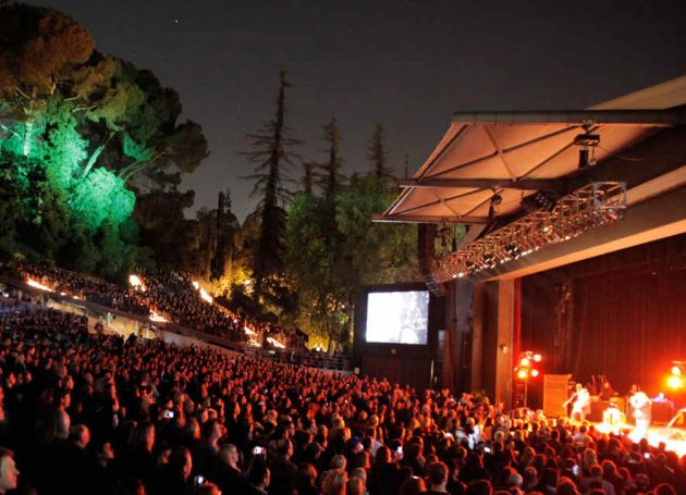 Leiweke Says The Fight's Not Over For Greek Theatre