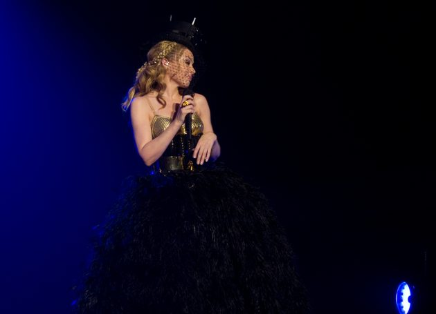 Kylie Minogue To Headline BBC Radio's Live In Hyde Park