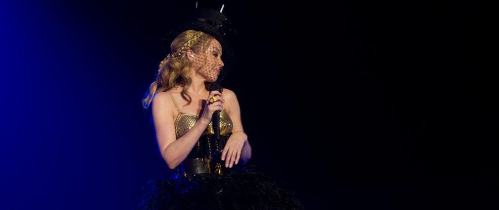 Kylie Minogue Announces A String Of Club Dates
