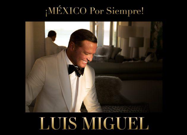 Luis Miguel Announces North American Dates