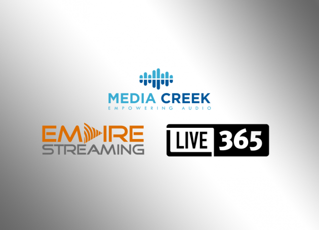 Media Creek Picks Up Live365, EmpireStreaming