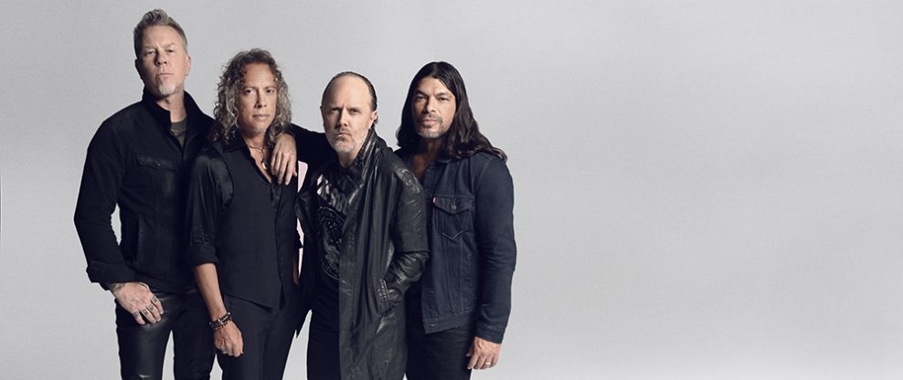 Metallica Donates The Cash Portion Of Their Polar Music Prize To Charity