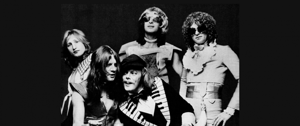 Mott The Hoople To Headline UK Festival