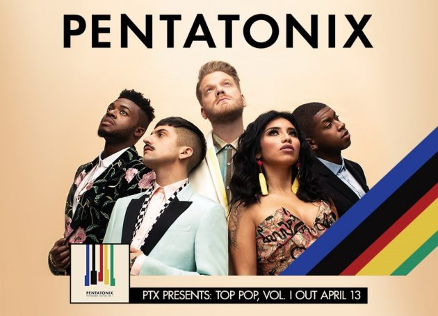Pentatonix Announces New Album, North American Tour