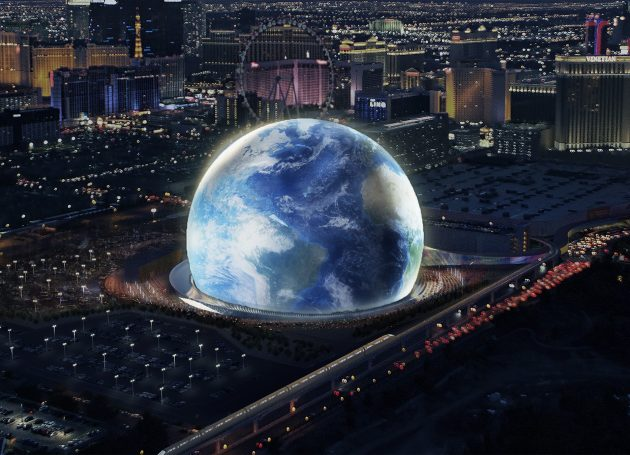 MSG Gets Into The 'Deets' About The Sphere At LA Presentation