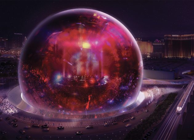 Madison Square Garden Unveils Its 'MSG Globe' Arena Projects