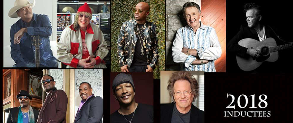 'Whispering' Bill Anderson, Jermaine Dupri, John Mellencamp, Alan Jackson Among The 2018 Inductees For The Songwriters Hall Of Fame