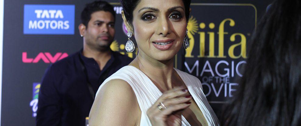 Indian Actress Sridevi Kapoor's Funeral Set in Mumbai