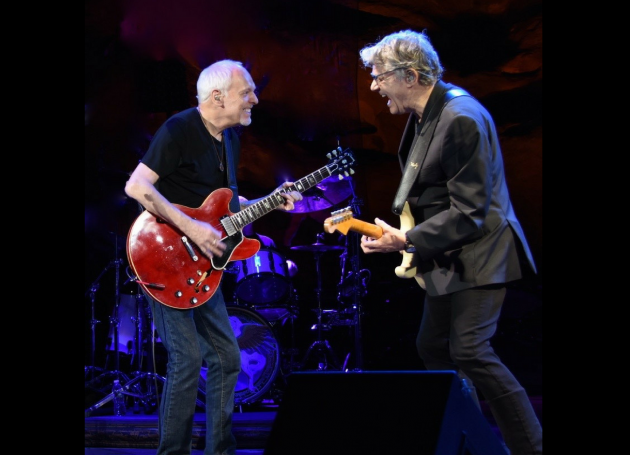 Steve Miller Band Announces Summer Dates With Peter Frampton