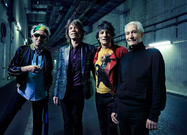 Rolling Stones Announce UK Tour