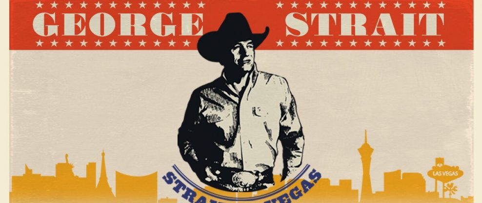 George Strait To Close Out The Year In Vegas