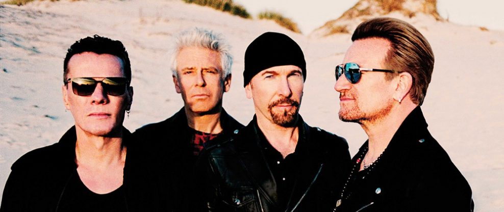 U2 To Perform Intimate Show At NYC's Apollo Theater For SiriusXM Fans