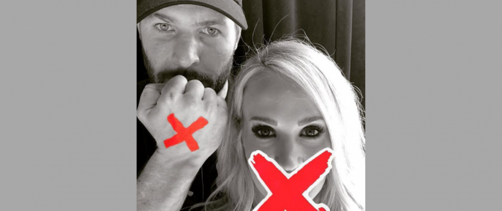 Carrie Underwood Posts Photo; Extent Of Injuries Still Unknown