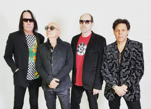 Todd Rundgren Reunites Utopia For Tour