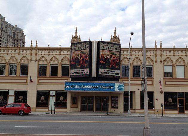 Live Nation Spends $7 Million In Upgrades For Atlanta's Buckhead Theatre