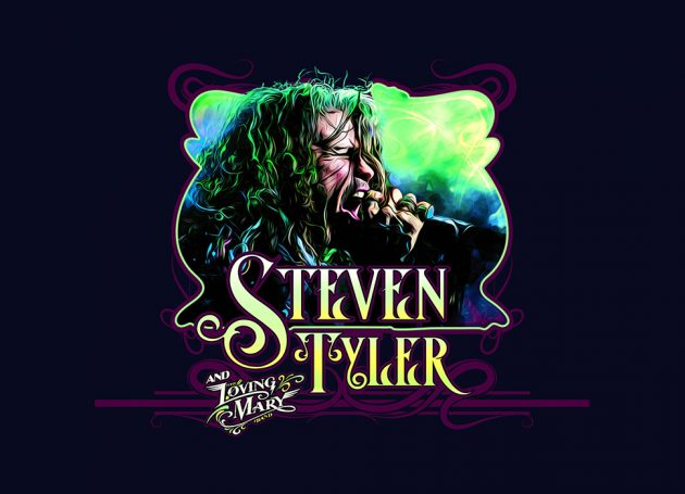 Steven Tyler Announces Solo Tour