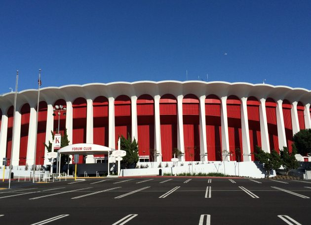 Forum Owners Sue City, Mayor Of Inglewood