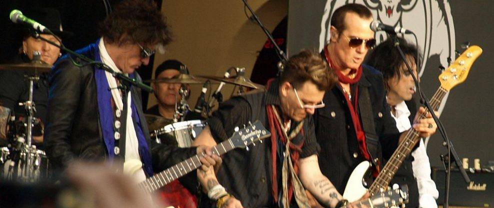 Hollywood Vampires Announce North American Jaunt (Er, Four Dates)