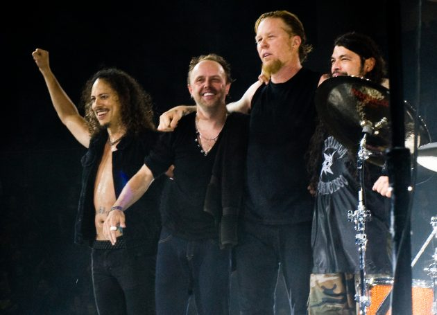 Metallica Honored With Polar Music Prize (Video)
