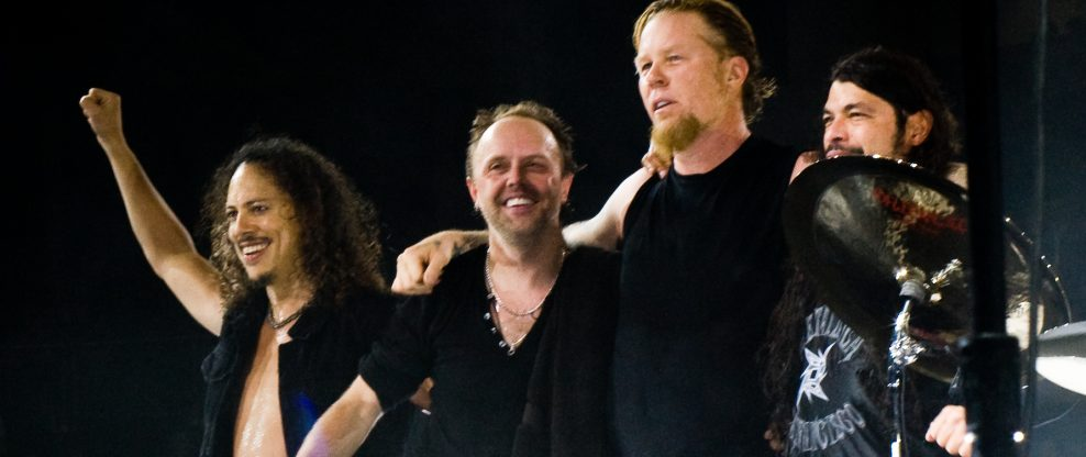 Metallica Whiskey Coming Your Way