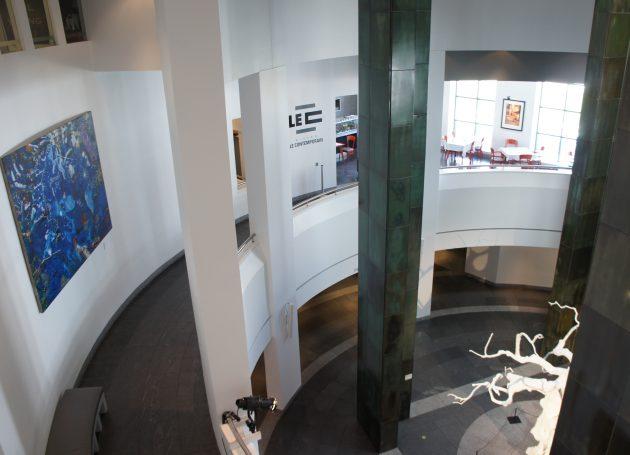Montreal's Musée d'art Contemporain Braced For 7,000 Visitors For Leonard Cohen Exhibit
