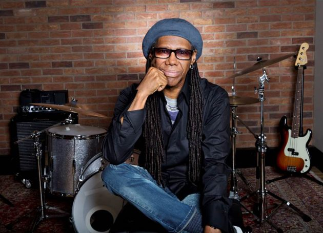 Nile Rodgers Elected As Chairman Of Songwriter's Hall Of Fame