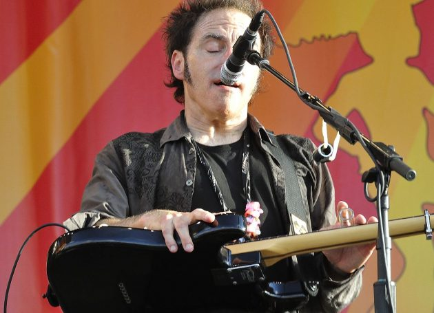 Nils Lofgren's Guitars Recovered
