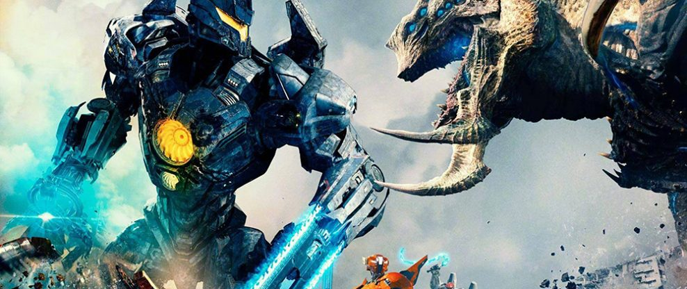 Pacific Rim: Uprising Tops Weekend Box Office