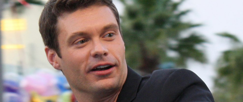 Ryan Seacrest Signs With UTA For All Areas