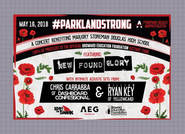 AEG Announces #ParklandStrong Benefit Concert