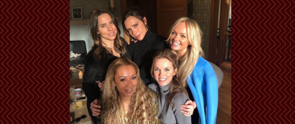 Spice Girls Reunion That Wasn't Happening May Have Been Happening After All, But Now Not Happening