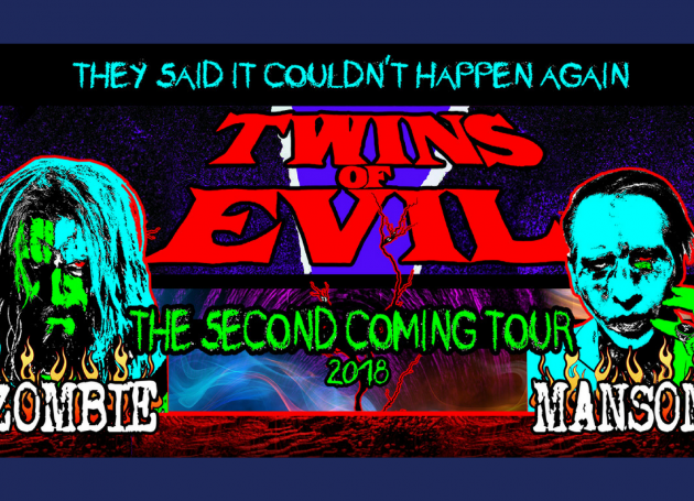 Rob Zombie, Marilyn Manson Announce Co-Headlining Tour
