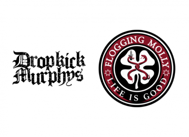 It Only Took Two Decades: Dropkick Murphys and Flogging Molly Tour Together