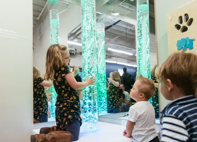 SLC's Vivint Smart Home Arena Adds 'Sensory Room' For Autistic Children