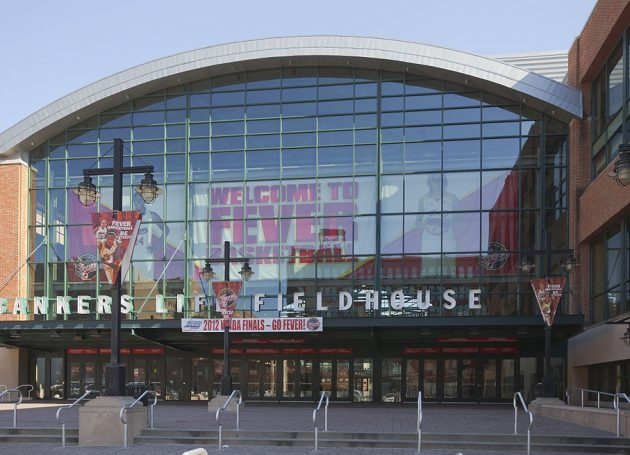 Bankers Life Fieldhouse To Change Name In 2019