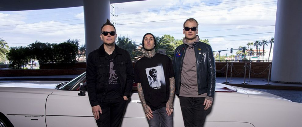 Blink-182 Postpones Tour Because Of Travis Barker's Condition