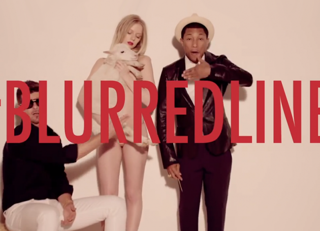 "Appeals Court Upholds ""Blurred Lines"" Ruling"