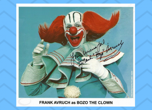 Frank Avruch, aka Bozo The Clown, Dies