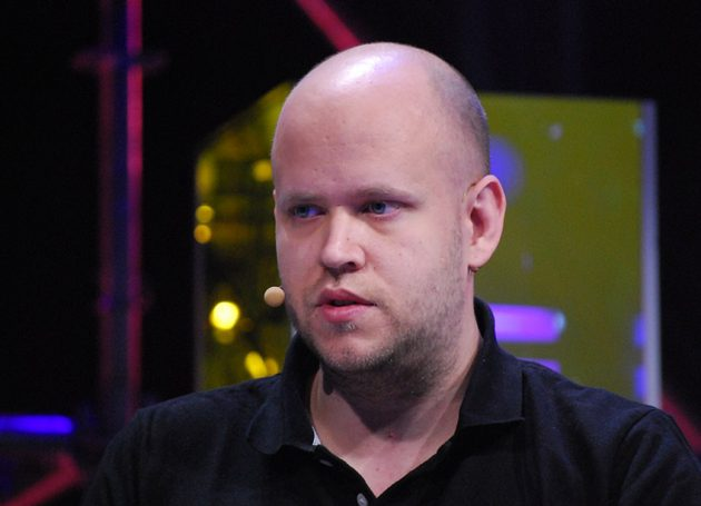 Stock Sales May Earn Spotify's Daniel Ek A Smooth $2bn